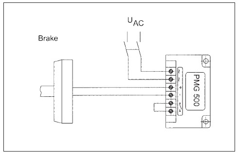 AC Switching of PMG Fast Excitation Rectifier