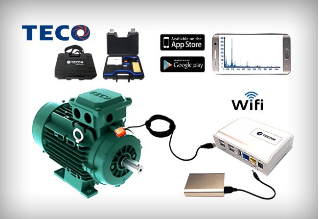 Tecom Portable Vibration Diagnosis Instrument