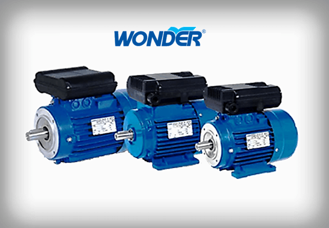 Wonder MY & ML Series Single Phase Induction Motor